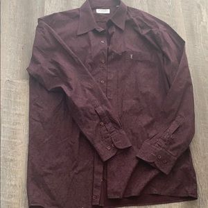 YVES SAINT LAURENT SHIRT XXL